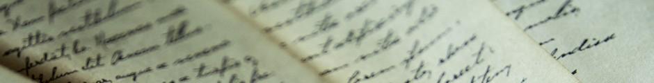 Gcm Ecriture, écrivain public et conseil en écriture